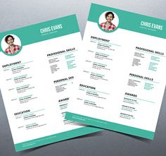 40 Free Printable Resume Templates 2020 to Get a Dream Job