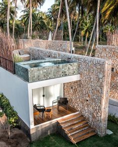Tropical Architecture, Hotel Architecture, Minimalist Architecture, Sustainable Architecture, Architecture Design, Lofts, Cabana, Villa Plan, Rosarito