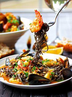 Seafood Stew!  Tomat