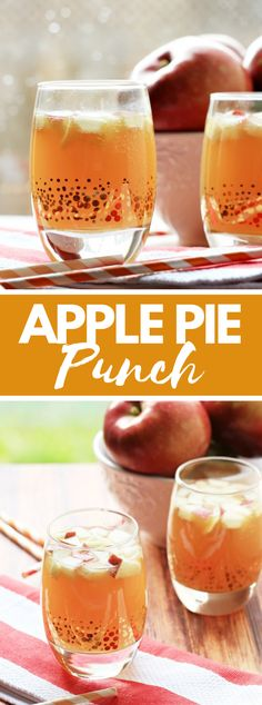 alcohol punch recipes This Non Alcoholic Apple Pie Punch is the ideal virgin beverage for fall and thanksgiving! Strain the apples and it is a child well disposed punch a Thanksgiving Sangria, Thanksgiving Drinks Non Alcoholic, Thanksgiving Sides, Alcoholic Punch Recipes, Non Alcoholic Drinks, Fireball Recipes, Beverages, Drinks Alcohol, Alcohol Recipes