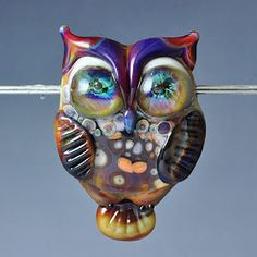 The Glass Owl: Hearts and Owls