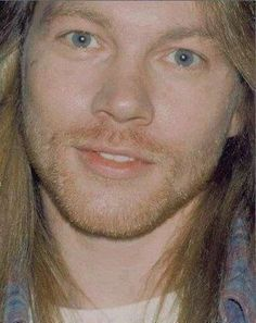 Close up on perfection Axl Rose