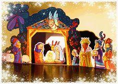 *Noël, la Nativité...*