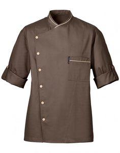 Bragard Chicago Chef Jacket - Taupe