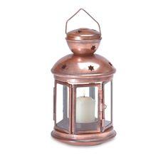Black Colonial Candle Lantern