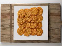 Get Orange French Lace Cookies Recipe from Food Network Orange Cookies, Almond Cookies, Coconut Cupcakes, Toasted Almonds, Sliced Almonds, Food Network Recipes, Food Processor Recipes, Lace Cookies Recipe, Frozen Orange Juice Concentrate
