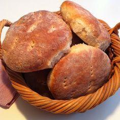 Savoury Baking, Healthy Baking, Bread Baking, Homemade Dinner Rolls, Swedish Recipes, No Bake Desserts, Food Inspiration, Baking Recipes, Breakfast Recipes