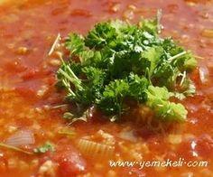 bulgurlu alaca çorbası