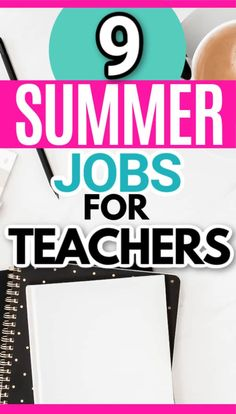 summer jobs for teachers.If you want to earn extra money while school is out, check out these fantastic summer jobs for teachers to make money on the side. Tons of great ideas! Make More Money, Make Money Blogging, Extra Money, Extra Cash, Work From Home Companies, Work From Home Jobs, Summer Jobs For Teachers, Best Summer Jobs, Online English Teacher