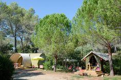 Des cabanes et des coco-sweet dans un écolo-corner pour des vacances atypiques & douillettes