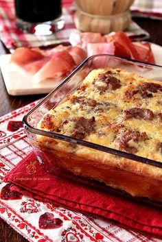 Lo smacafam è una ricetta tipica della tradizione contadina trentina.
