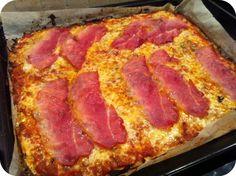 blomkålspizza opskrift trin for trin