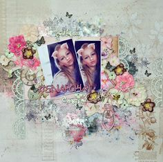2 Crafty Chipboard : September Shares - 2 layouts + VIDEO tutorial by Rachael Funnell