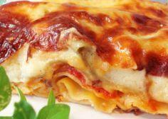 My Recipe For Lasagna.you're gonna love it! Greek Recipes, Veggie Recipes, Pasta Recipes, Vegetarian Recipes, Cookbook Recipes, Gourmet Recipes, Cooking Recipes, I Love Food, Food Dishes