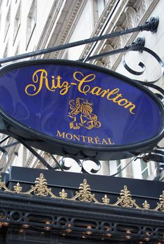 Le Ritz-Carlton Montréal, world's best 100 hotels Montreal Qc, Montreal Ville, Places To Travel, Places To See, Visiting Niagara Falls, Carlton Hotel, I Love La, Belle Villa, Canada