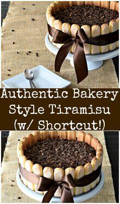 Easy Tiramisu that only takes 30 minutes to make!