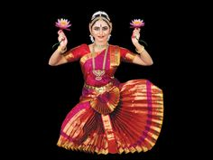 Bharatanatyam - Indian classical dance form