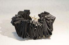 inner tube bracelet/ Seguimi