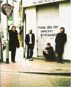 Libertines - There are No Innocent bystanders