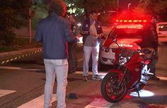#Polícia: Dois bandidos são mortos por desconhecido ao tentar roubar moto na zona leste de SP