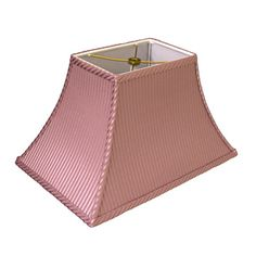 Hardback Lampshade By J.Harris Lampshades Made In Pittsburgh, PA