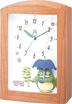 Citizen My Neighbor Totoro Clock R752N4RM752MN06 -- To view further for this item, visit the image link.Note:It is affiliate link to Amazon. #all_shots