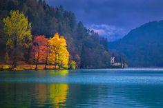 Lake Bled - Slovenia wallpaper - ForWallpaper.com