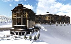 Camelback Lodge Rendering; Courtesy of Stand Rock Hospitality