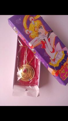 Sailor moon locket