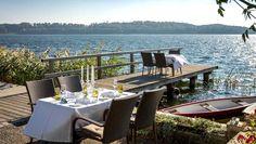 Gefühlt, gekocht, geliebt… Dinner am See