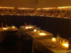#restaurante La Misión #Madrid Madrid, Table Settings, Restaurants, Place Settings, Tablescapes