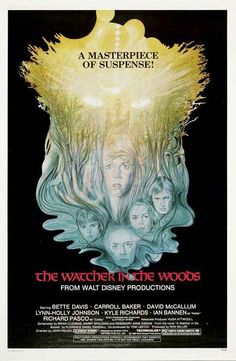 The Watcher in the Woods (1980)  Please tell me someone else remembers this movie.