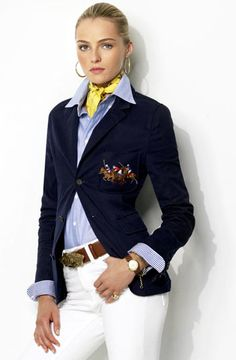 Preppy Style by Ralph Lauren