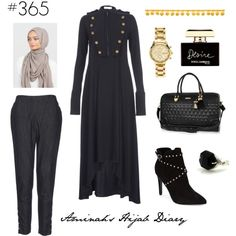 Aminah´s Hijab Diary #hijab #hijabfashion #modest #fashion #look #style #outfit #ootd #aabcollection #muslimah #germany