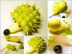 Le poirisson... Nouvel hybride pour végétarien ?