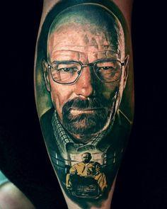 Tatouage réalisé par Michel Mitch Meier