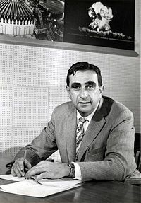 Edward Teller, the 'Father of the Hydrogen bomb'. From 1958 to Teller was the director of the Lawrence Livermore National Laboratory. First Atomic Bomb, Atomic Theory, Manhattan Project, Physicist, Science And Technology, Hungary, Alaska, Science, Lineman