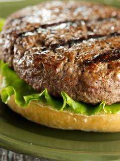 hamburguer saudável