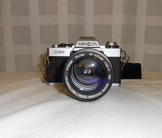 Minolta XG-1 35mm Film Camera Pre-Owned $0.98