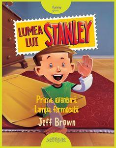 Lumea lui Stanley: Prima aventură, lampa fermecată Lisa Simpson, Agar, Funny, Books, Fictional Characters, Adventure, Libros, Book, Funny Parenting