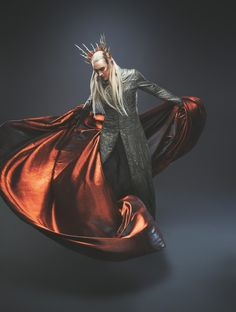 The Hobbit: The Desolation of Smaug ~ Thranduil