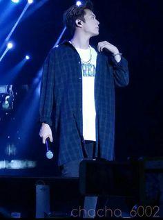 Dujun - Beast 151227 Concert Ordinary Show In Bangkok Thailand