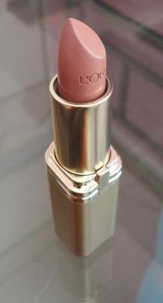 L'oreal Fairest Nude. This is my most favorite lipstick and color. L & Oreal Fairest Nude. This is my favorite lipstick and my favorite color. Nude Lipstick, Lipstick Colors, Lip Colors, Nyx Lip, Honey Love Mac Lipstick, Lipstick Shades, Red Lipsticks, All Things Beauty, Beauty Make Up