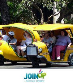 """Hola amigos,  Hoy es lunes de """"Taxis por el mundo"""". La imagen de hoy seguro que la adivináis, es que vamos, más fácil imposible. Os daremos una pista: es un destino turístico en el mar de las Antillas.  ¡Mucha suerte y feliz inicio de semana!  Abrazos,"""