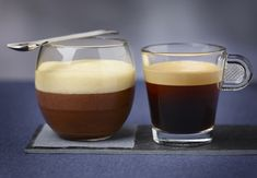 Coffee & Chocolate mousse - Nespresso Ultimate coffee creations