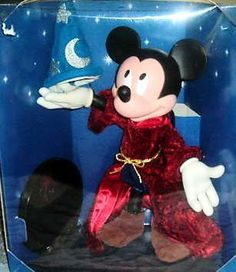 2000 FANTASIA THE SORCERER Mickey Mouse Disney