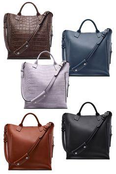 Cool Girl Brand Acne Studio Launches Handbags  - ELLE.com