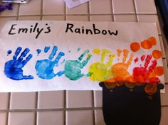 Emily's rainbow