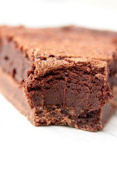 Tarte mousseuse au chocolat de Christophe Felder