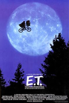 Movie Posters: ET - the Extra-Terrestrial